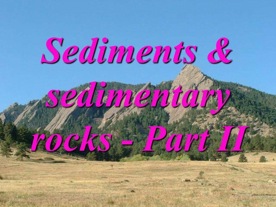 Monday: Metamorphism & Metamorphic Rocks