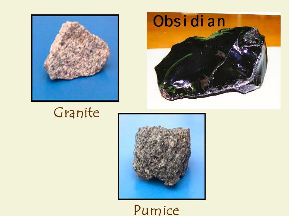 Granite Pumice