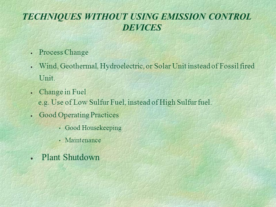 STAGED COMBUSTION PRINCIPLE  Initially, less air is supplied to bring about incomplete combustion  Nitrogen is not oxidized.