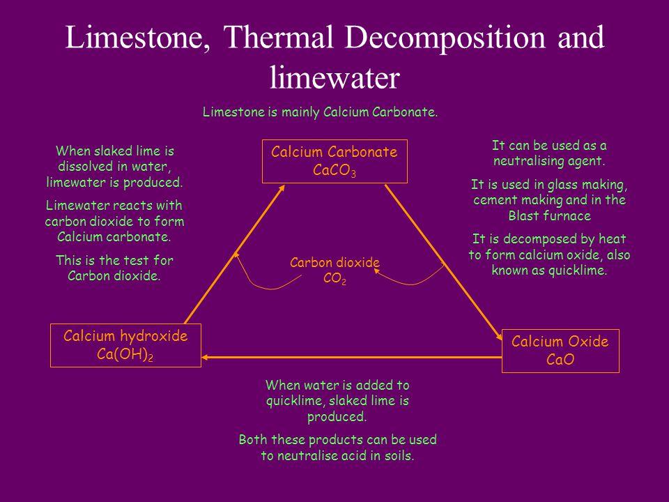 Limestone is a sedimentary rock.