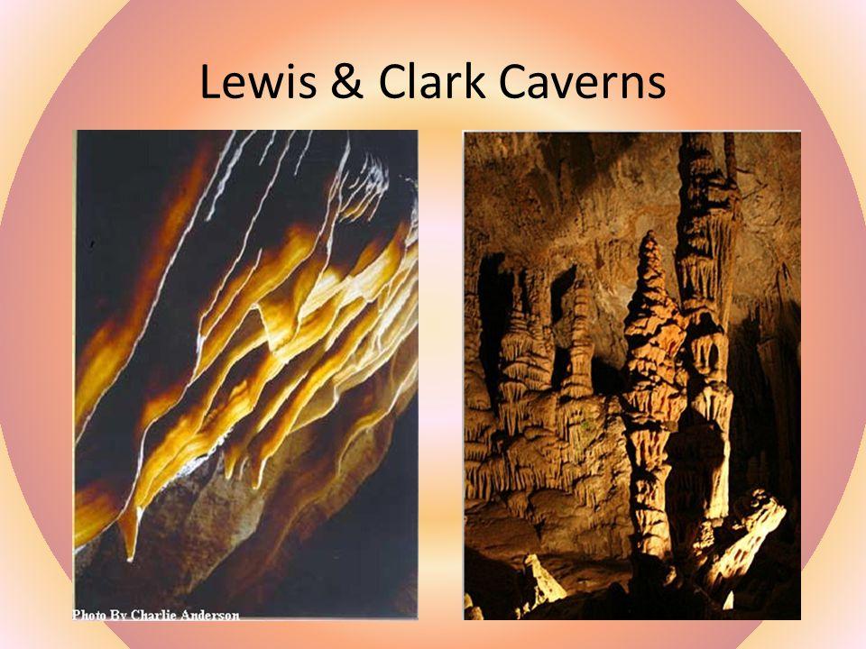 Lewis & Clark Caverns