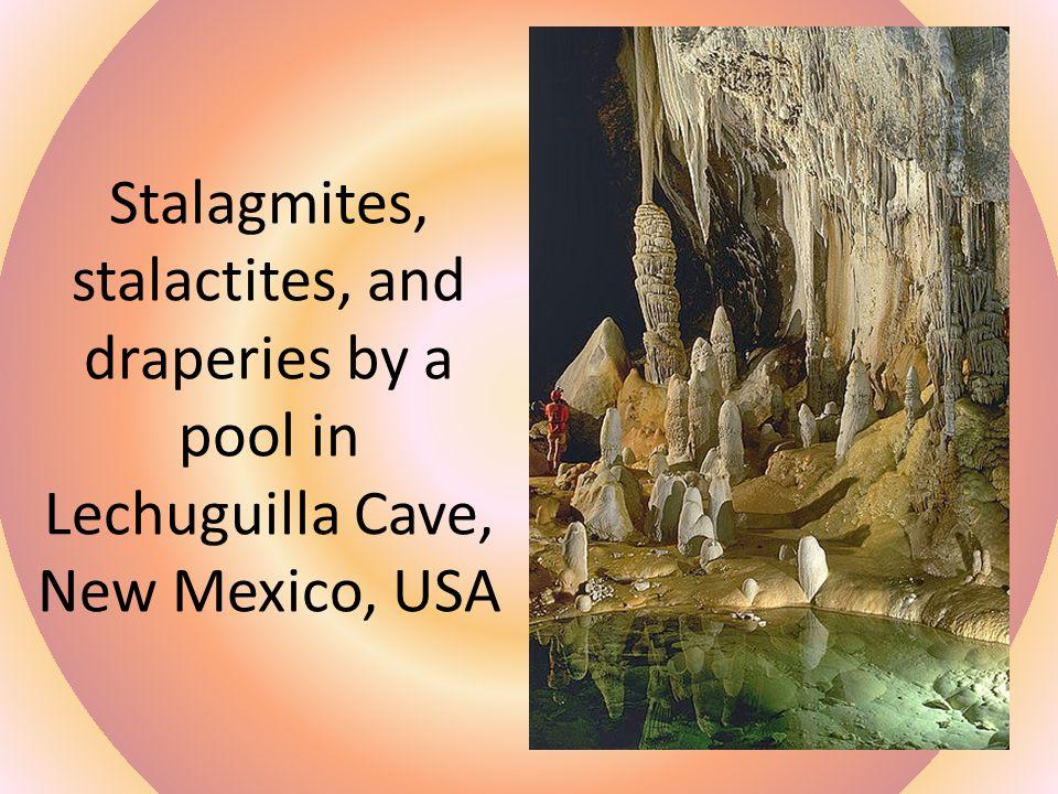 The Pearlsian Gulf in Lechuguilla Cave.