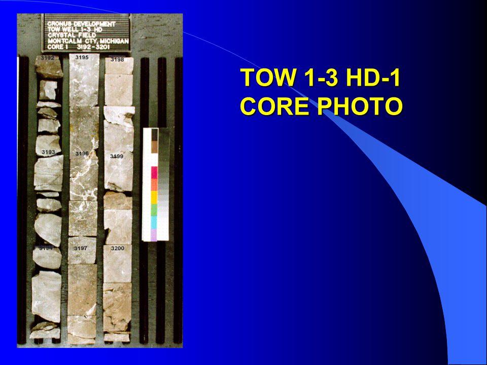 TOW 1-3 HD-1 CORE PHOTO