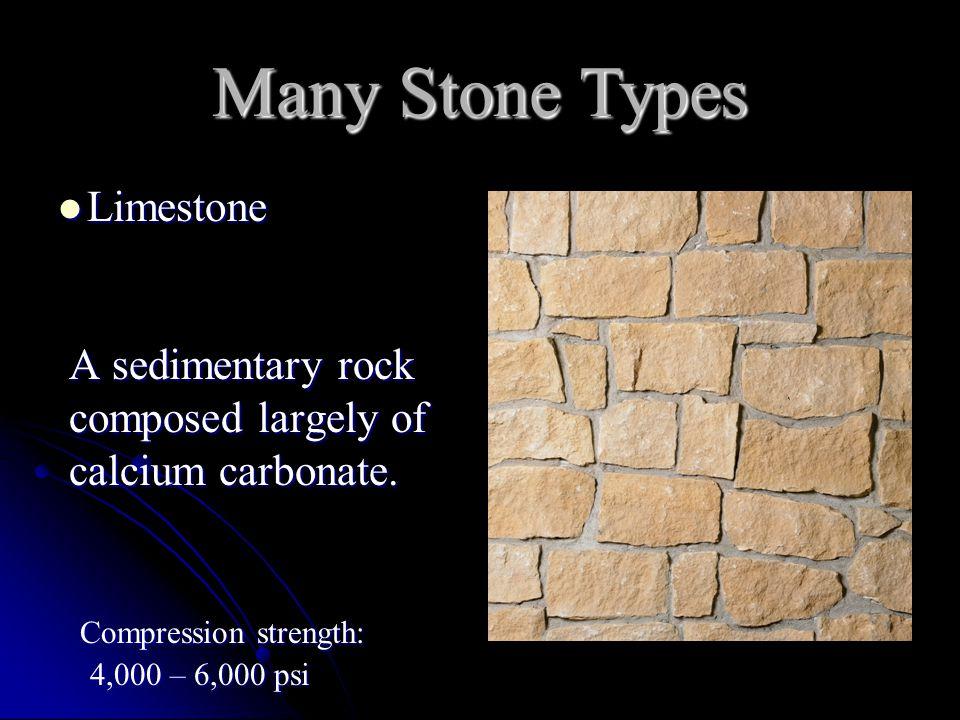 Travertine Travertine is a sedimentary rock.
