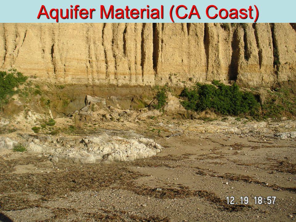 26 Aquifer Material (CA Coast)