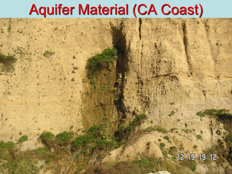 28 Aquifer Material (CA Coast)