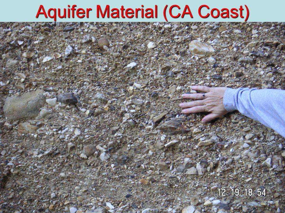 29 Aquifer Material (CA Coast)