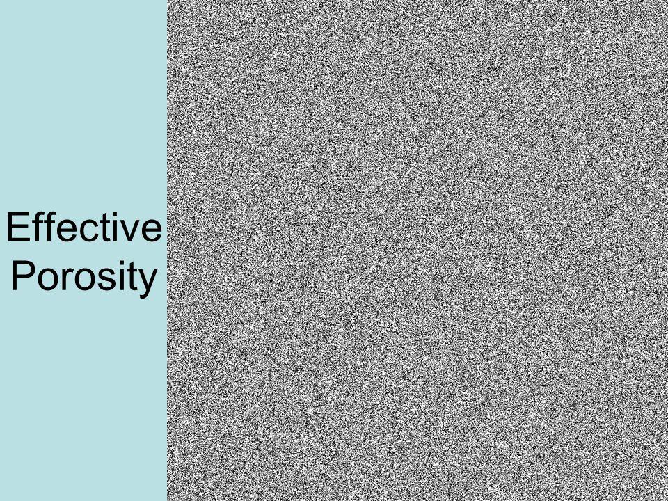 6 Effective Porosity