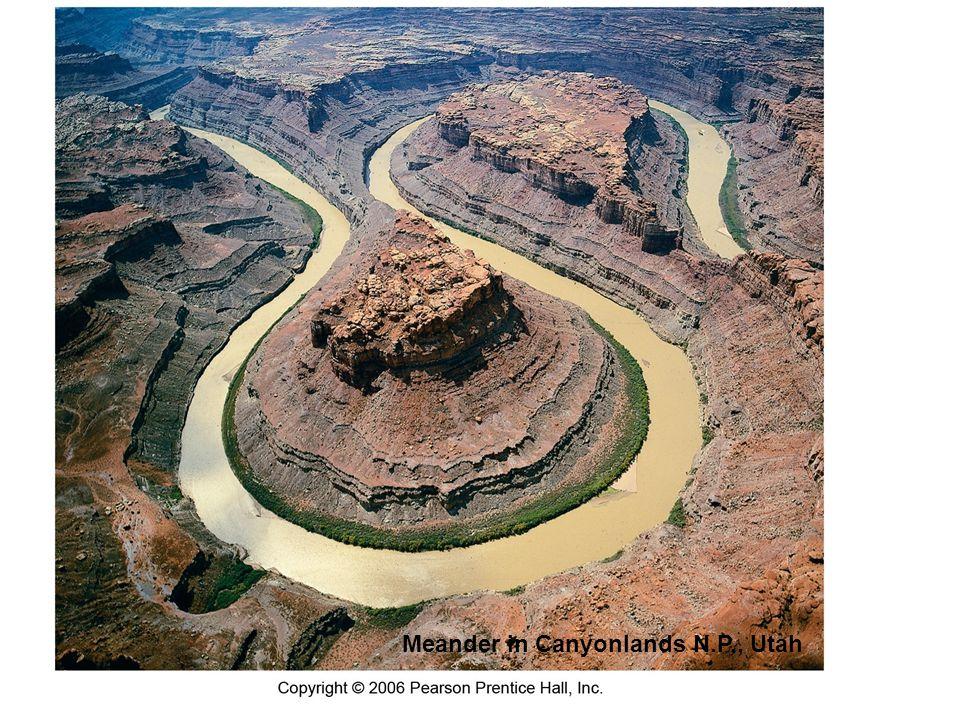 Meander in Canyonlands N.P., Utah
