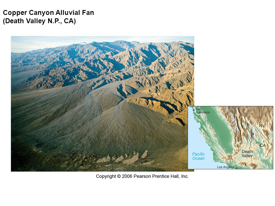 Copper Canyon Alluvial Fan (Death Valley N.P., CA)