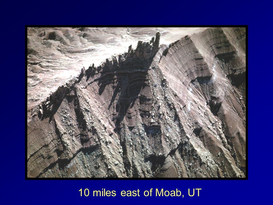 10 miles east of Moab, UT