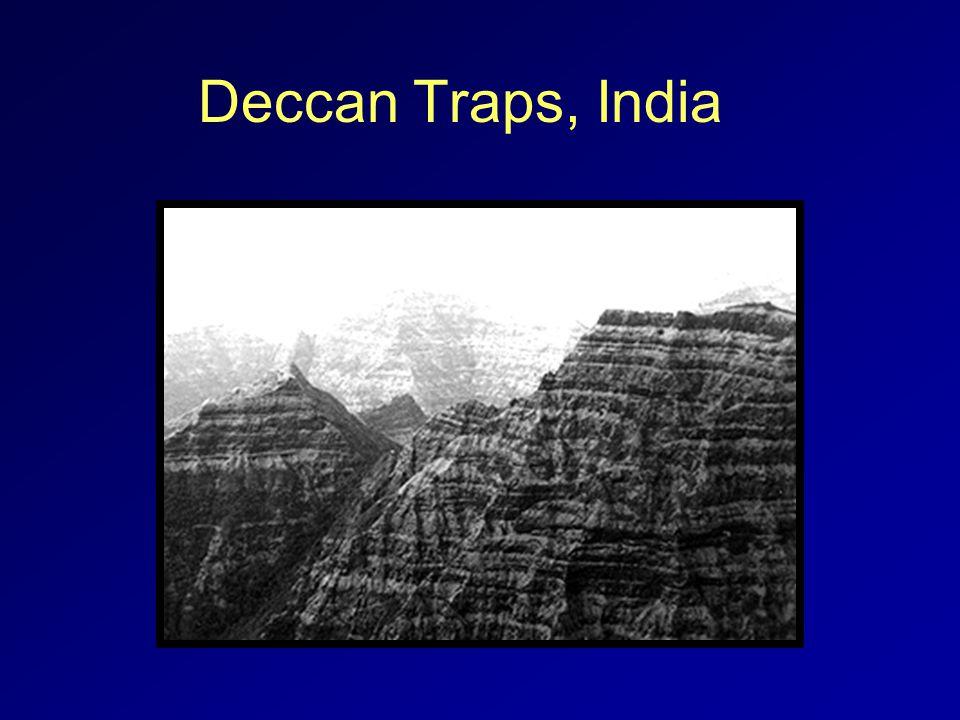 Deccan Traps, India
