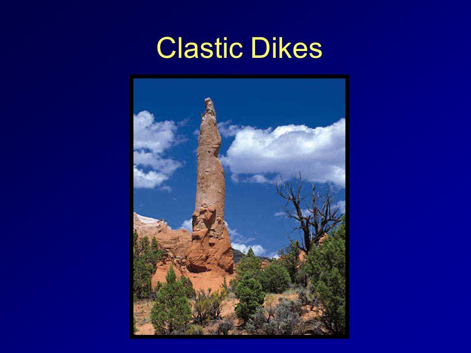 Clastic Dikes