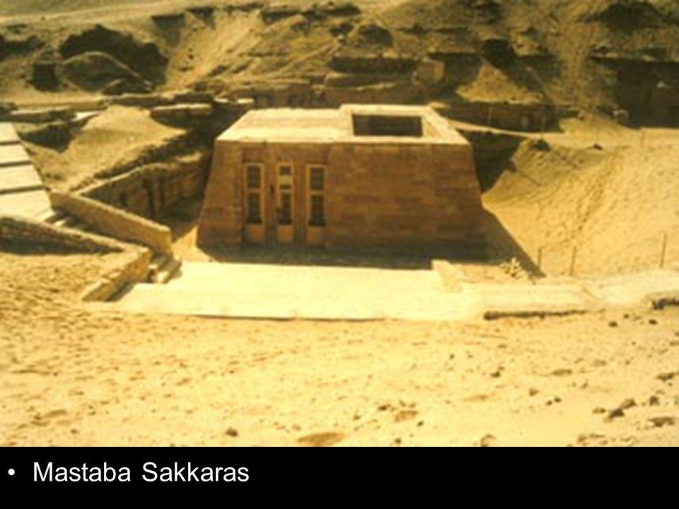 Mastaba Sakkaras