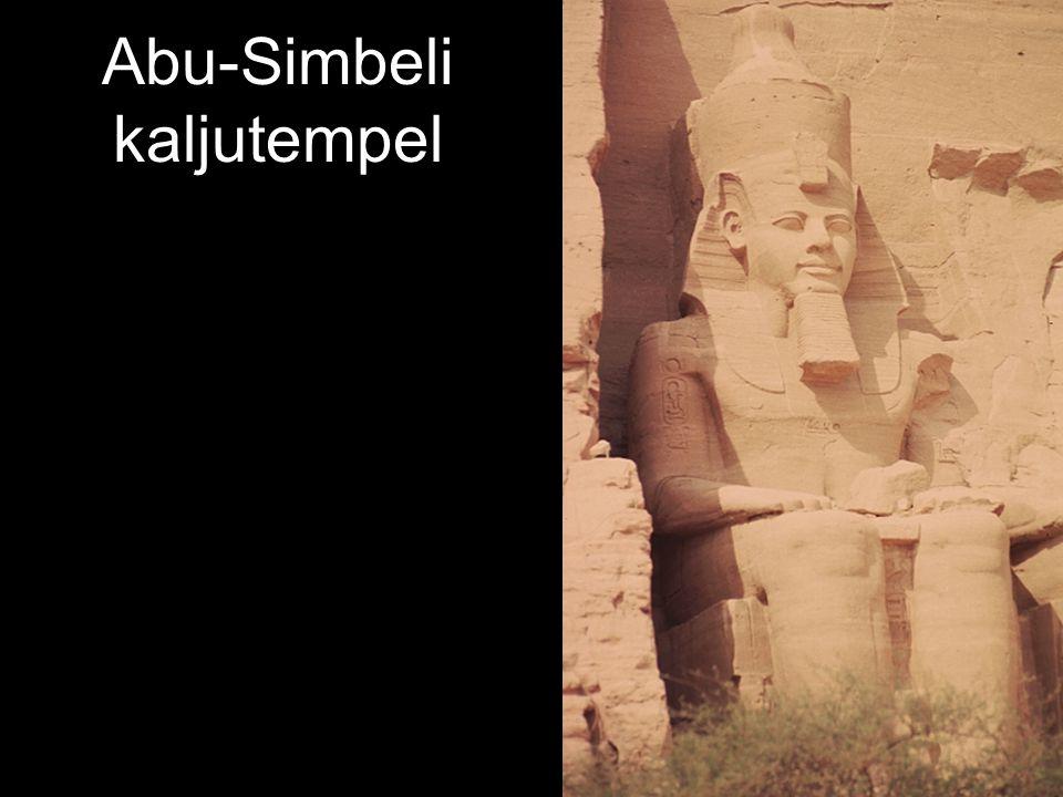 Abu-Simbeli kaljutempel
