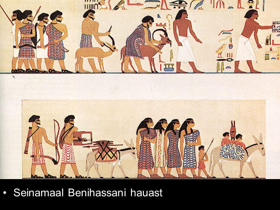 Seinamaal Benihassani hauast