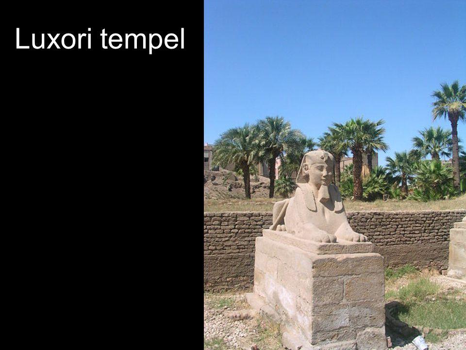 Luxori tempel