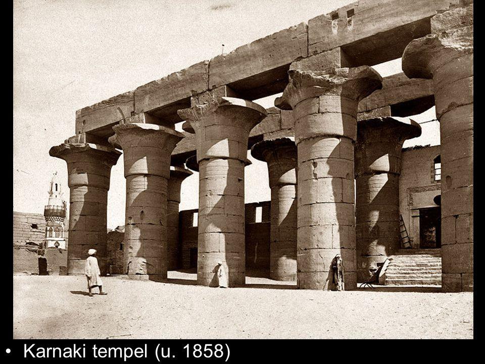 Karnaki tempel (u. 1858)