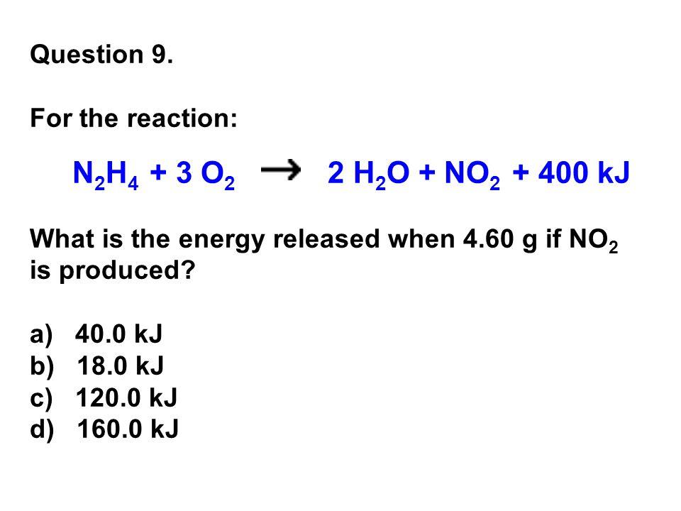 Question 9.
