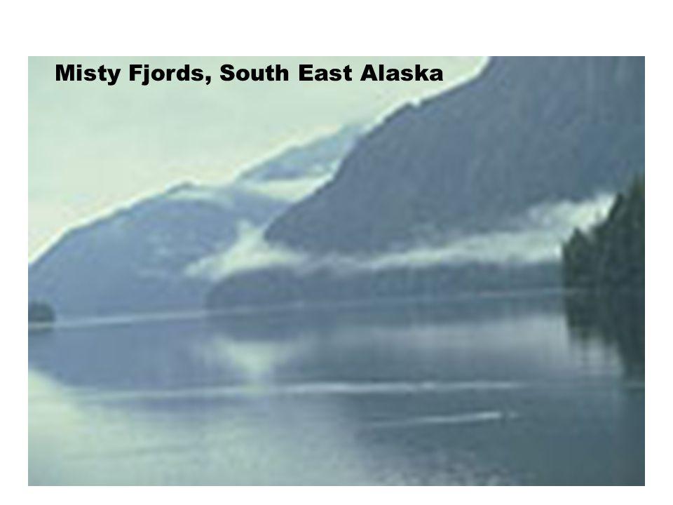 Misty Fjords, South East Alaska