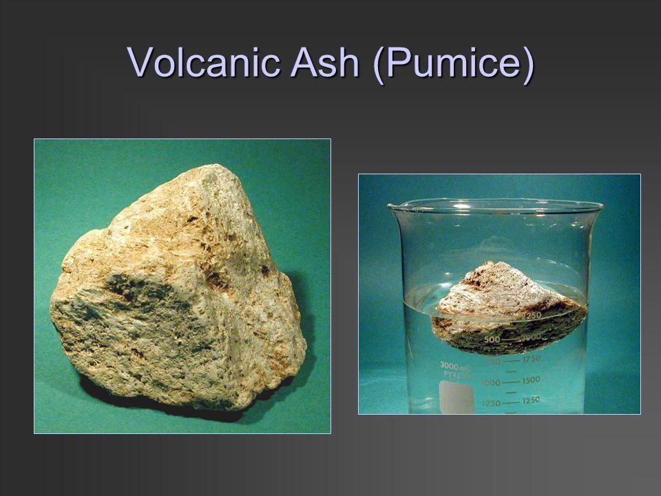 Volcanic Ash (Pumice)