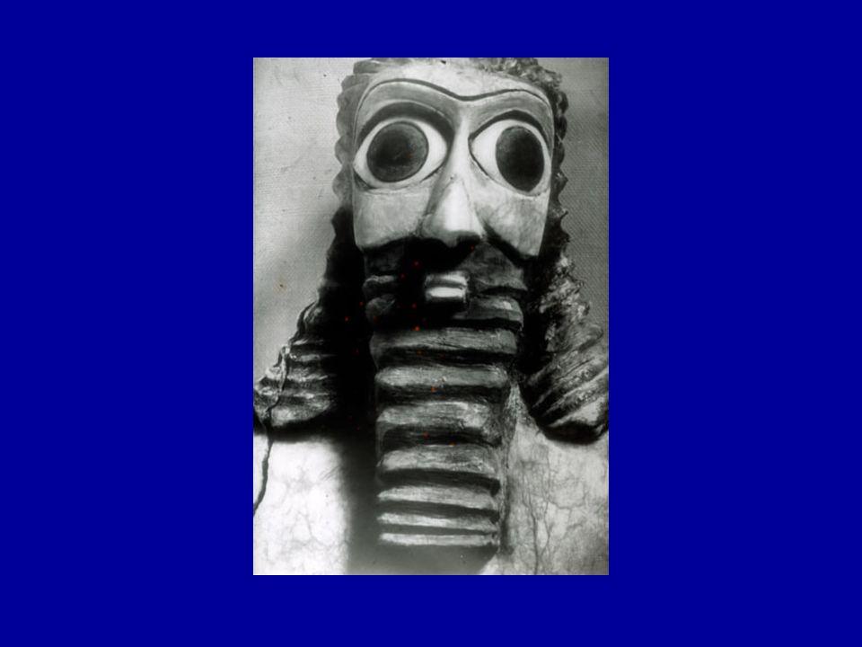 2-12-13 Bull lyre, from the King's tomb, Ur (Summerian, 2685 BCE)