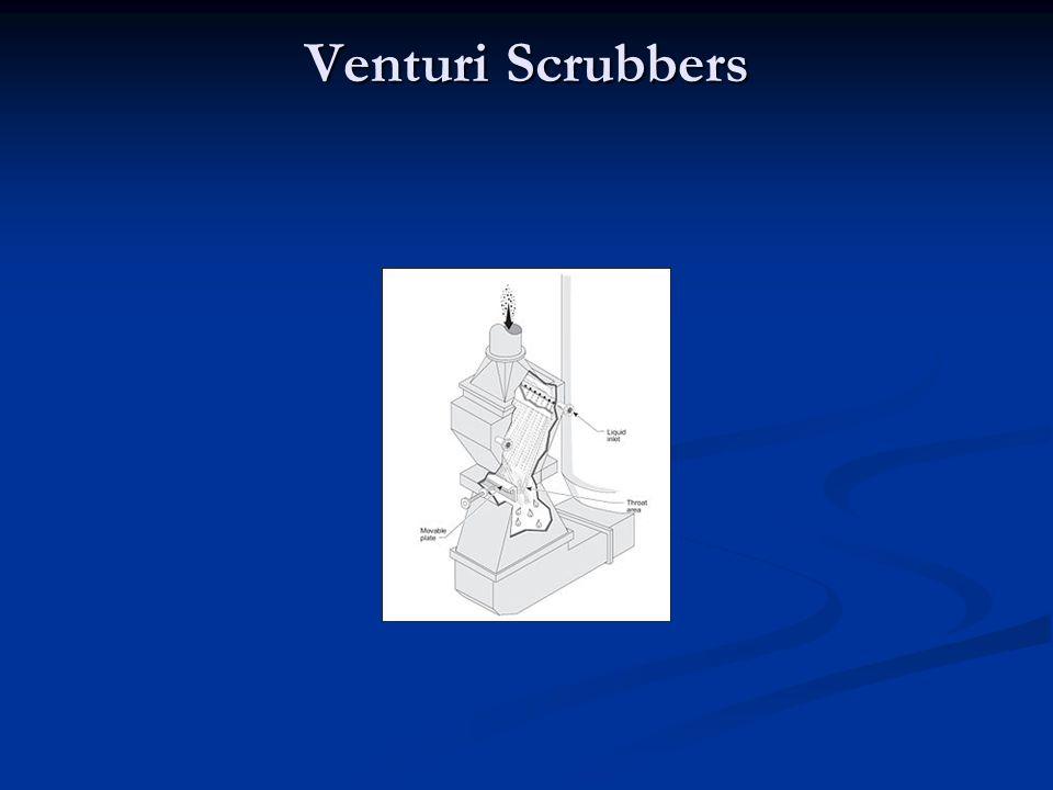 Venturi Scrubbers