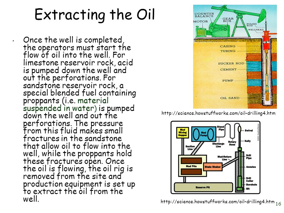 15 iClicker Question What is a typical drill depth for an oil well.