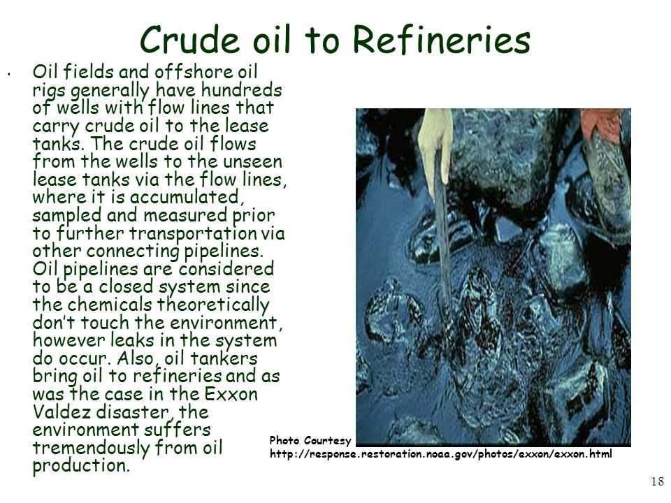 17 iClicker Question Which of the following is (are) used to confirm the presence of oil in a well.