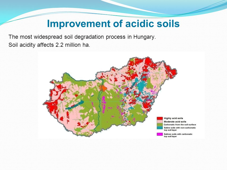 1.Climatic factors: Large amounts of rainfall make the chemical deterioration of the soil and the washing out of the easily soluble products more intensive.