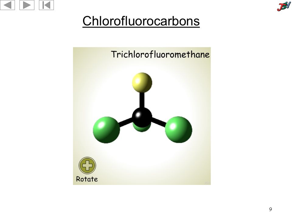 10 CFCs Properties Do you know any of the general properties of chlorofluorocarbons.