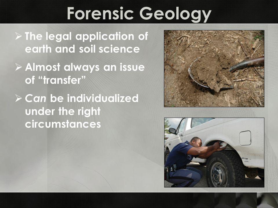 Forensic Mineralogy Essentials  Hornblende and Pyroxene  Hard, dark (dk.