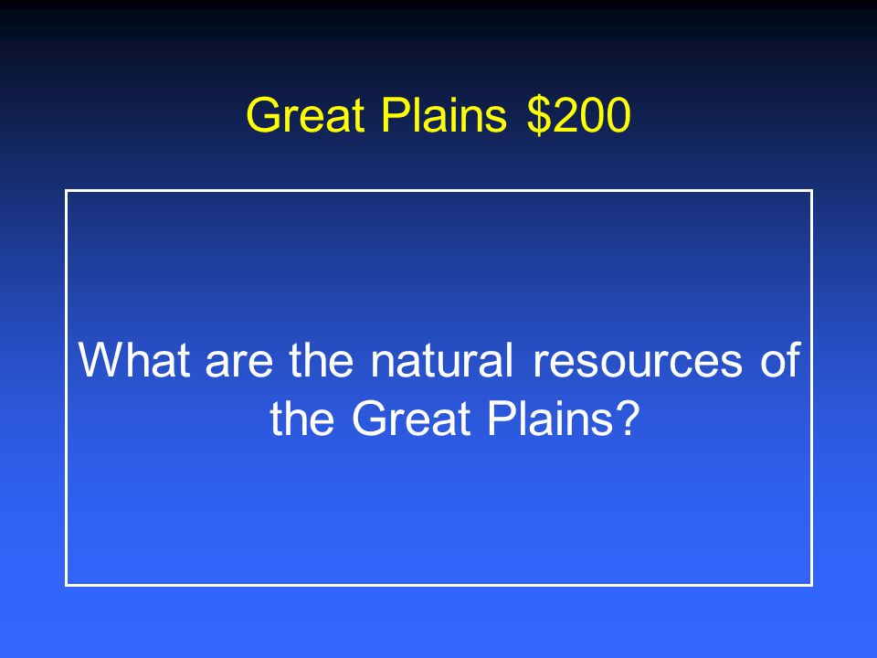 Gulf Coast Plains $1000-Answer Tornados