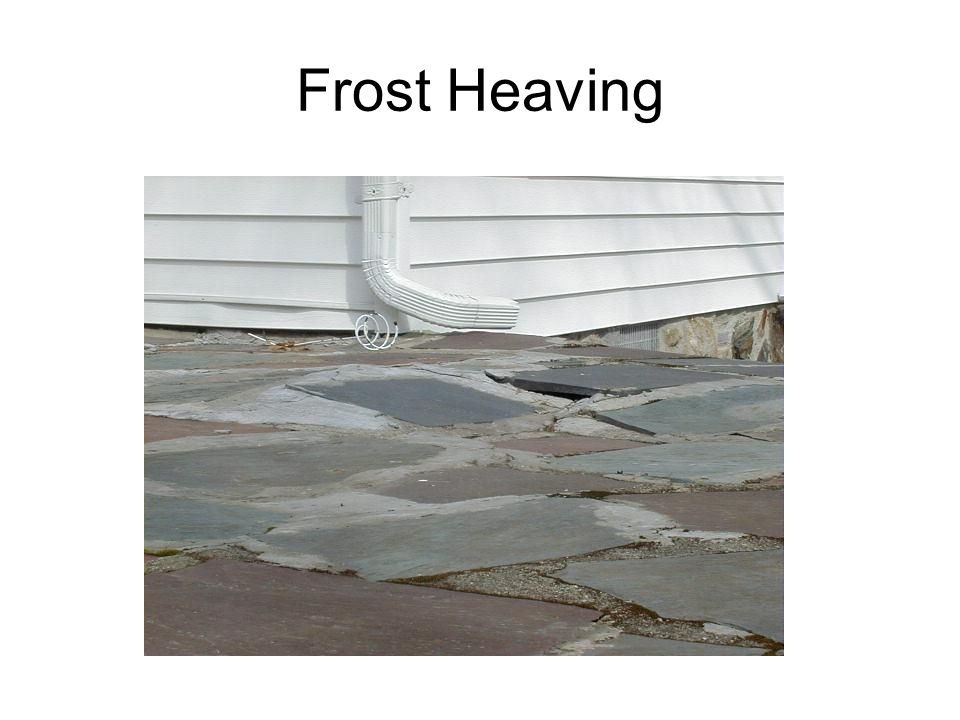 Frost Heaving