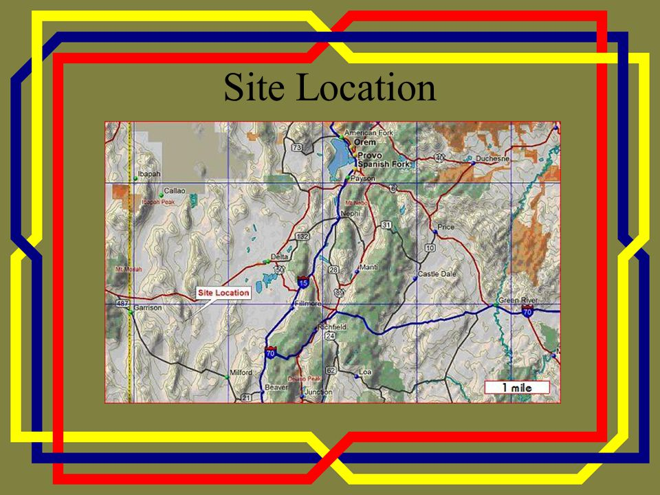Site Location