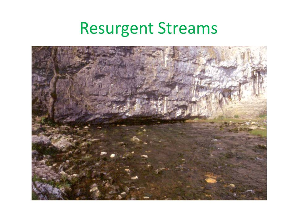Resurgent Streams