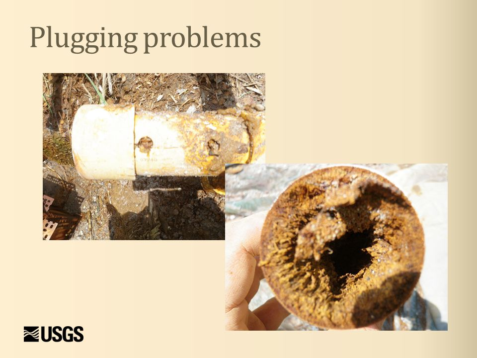 Plugging problems