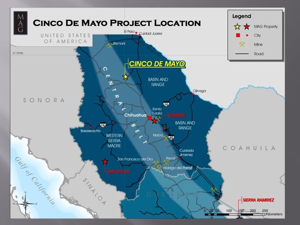 Naica Mine Chihuahua Desert Zinc Lead & Silver Big Bend