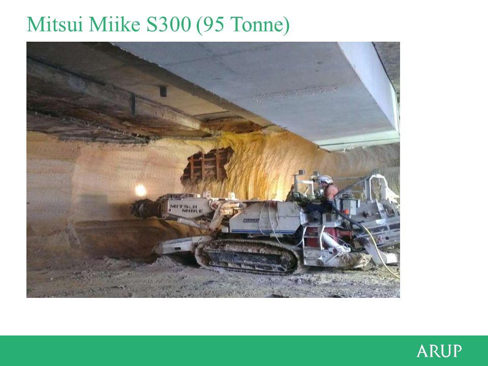 Mitsui Miike S300 (95 Tonne)