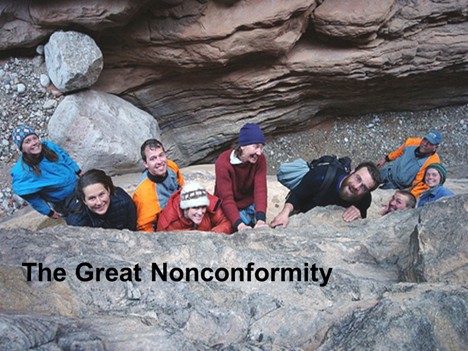 The Great Nonconformity