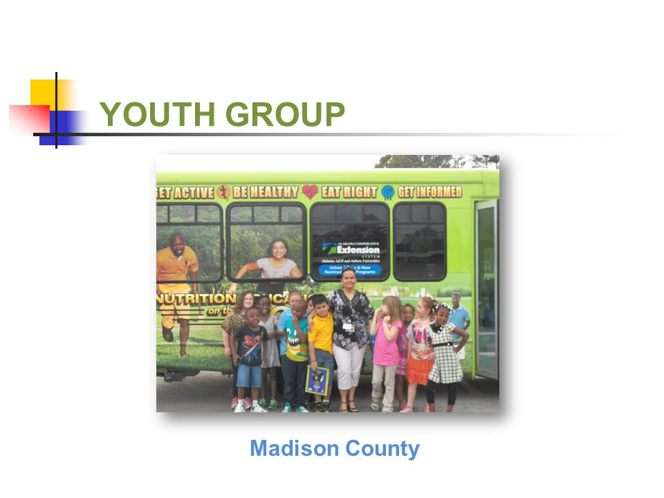 YOUTH GROUP Madison County