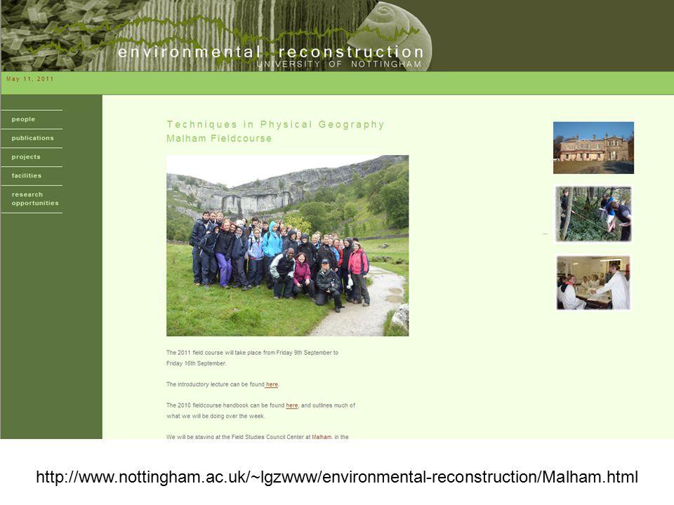 http://www.nottingham.ac.uk/~lgzwww/environmental-reconstruction/Malham.html