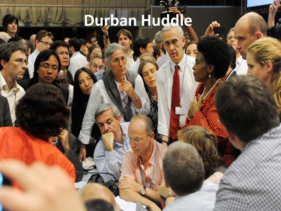 Durban Huddle