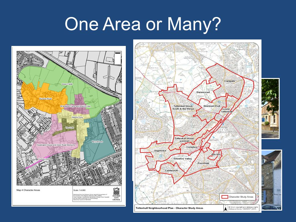 One Area or Many?