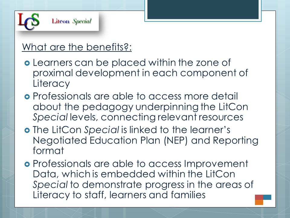 2.Literacy Domains: Every learner has deferring capabilities for learning of literacy.