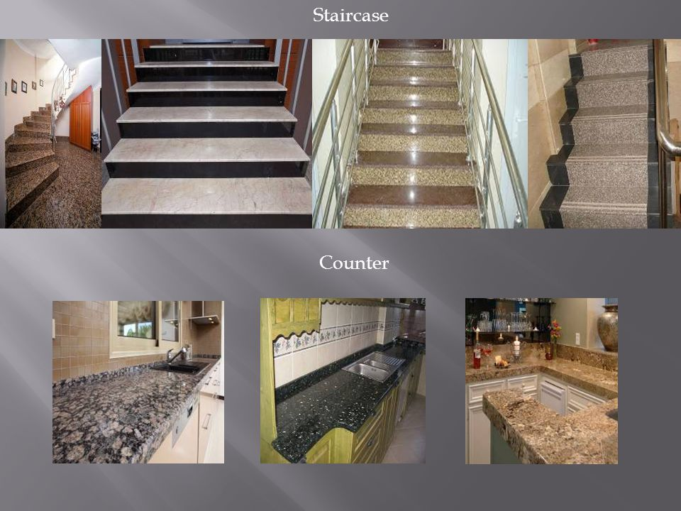 Staircase Counter