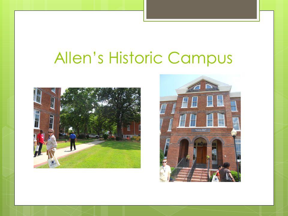 Allen's Historic Campus