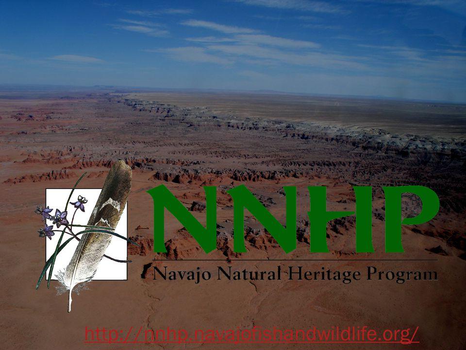 http://nnhp.navajofishandwildlife.org/
