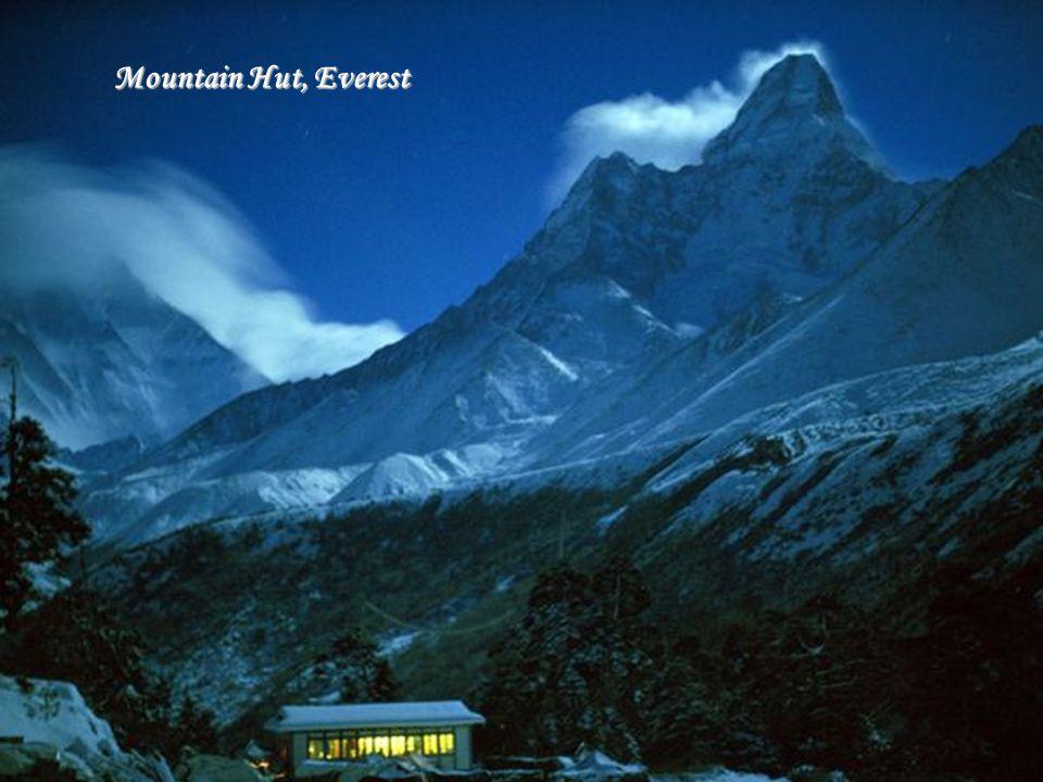Mountain Hut, Everest