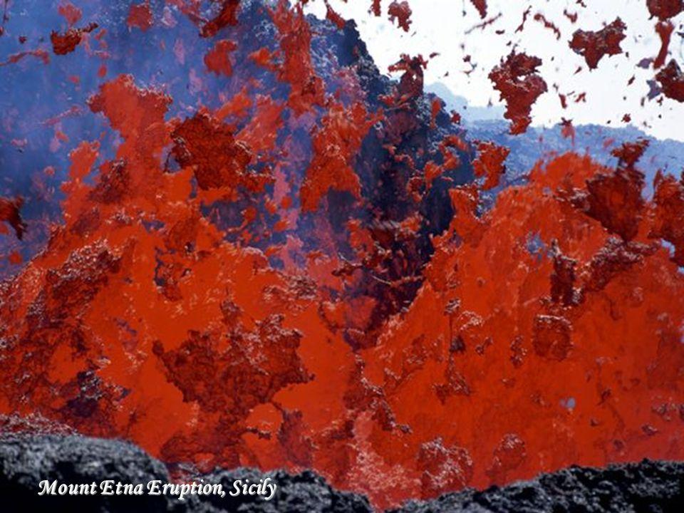 Mt. Kilauea Eruption, Hawaii